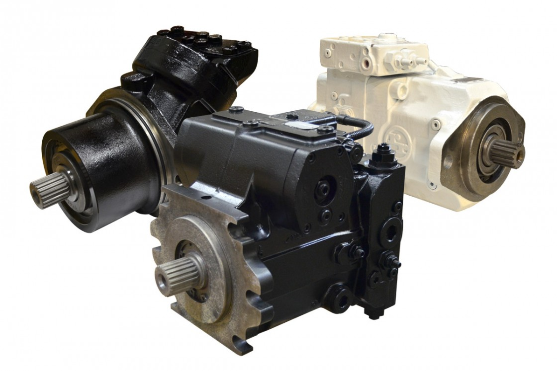 Rexroth A10V (S) O100 Hydraulic Piston Pump