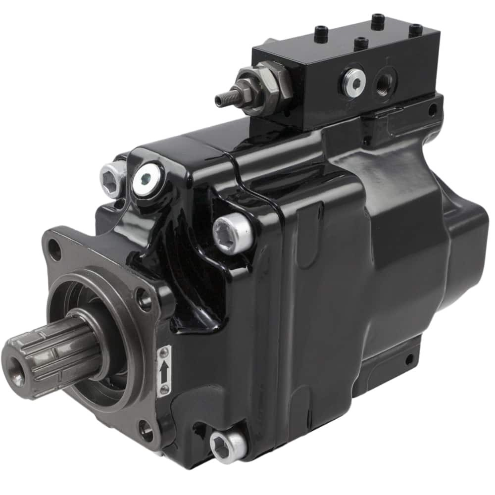 High Pressure Two Stage Hydro Pumps (yuken PV2r series)