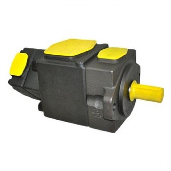 Yuken PV2r Series Hydraulic Oil Double Vane Pump #1 image